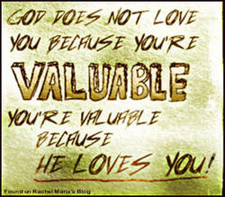You Are Valuable_Outline