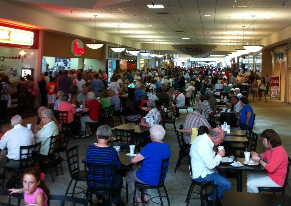 Florence Al Mall Food Court