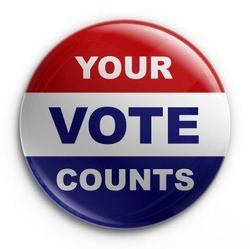 1 - Your Vote Counts