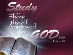 2 Timothy 2-15