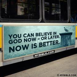 Believe Now - Or Later