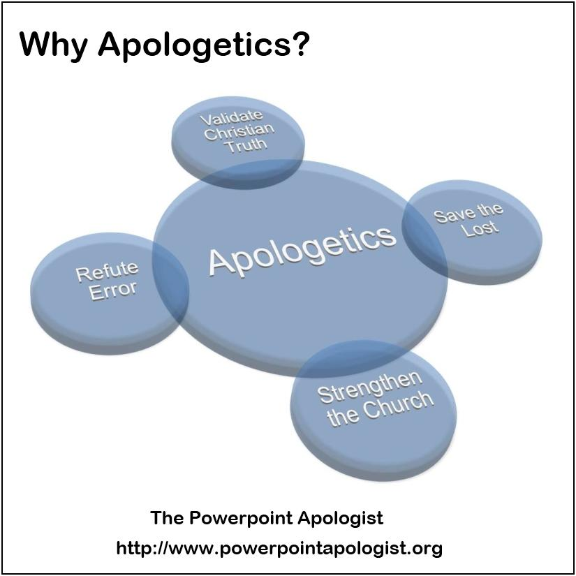 Why Christian Apologetics? | Tennessee Valley Talks
