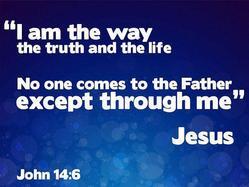 John 14-6