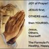 JOY of Prayer - Outline