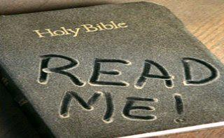 Bible - Read Me