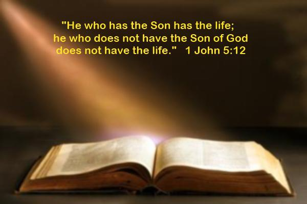 1 John 5-12 - Bible Inspired By God