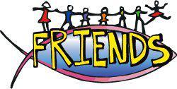 1 - Friends Christian Fish