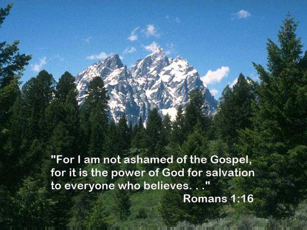 Romans 1-16 - Mountain