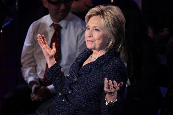 Hillary briefings