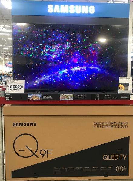 88 inch LED screen