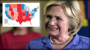 Image result for hillary clinton crying